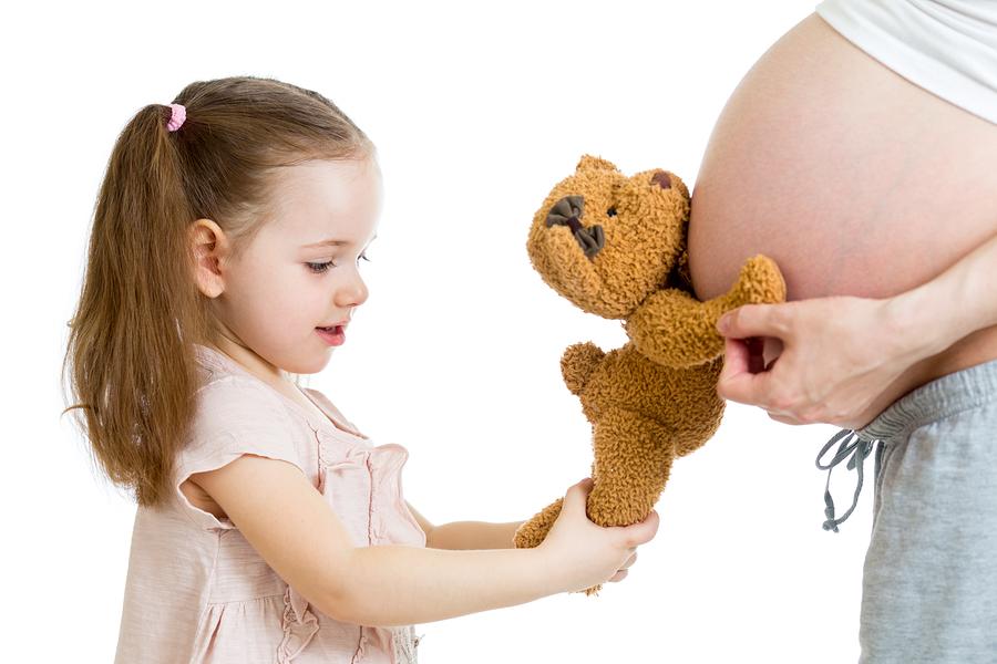Πώς να μιλήσετε σε ένα παιδί για το καινούργιο μωρό… - Anthia.net