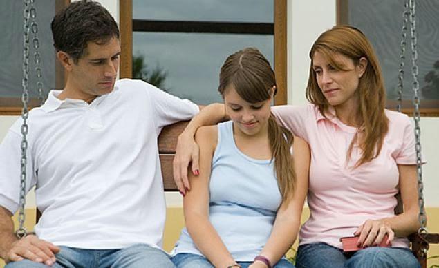 Πώς να μιλήσετε σε ένα παιδί για το διαζύγιο…. | Δένα Λοΐζου | Anthia.net